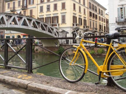 Групповая экскурсия по Милану на велосипедах (фото 1)
