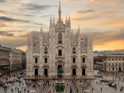 Групповая обзорная экскурсия по Милану + посещение Дуомо (фото 1)