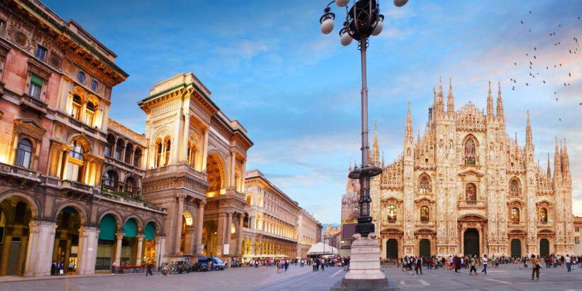 Групповая обзорная экскурсия по Милану - с обедом или без (фото 1)