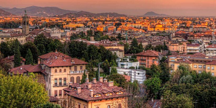 Экскурсия в Бергамо из Милана (фото 1)