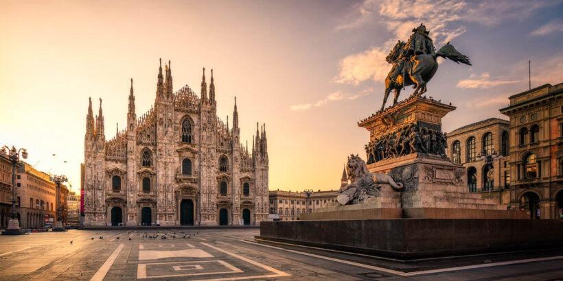 Индивидуальная экскурсия по Милану «Дуомо + террасы собора» (фото 1)