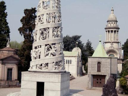 """Тематическая экскурсия в Милане """"Легенды Монументального кладбища"""" (фото 1)"""