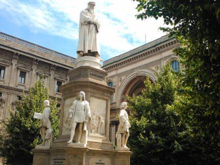 Тематическая экскурсия «Леонардо да Винчи» (фото 1)