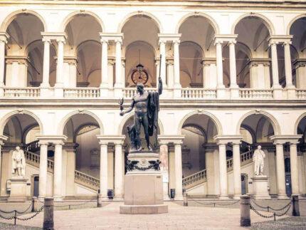 Тематическая экскурсия - Музеи Милана (фото 1)