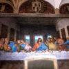 Тайная Вечеря Леонардо да Винчи и церковь Мария делла Грацие (фото 1)