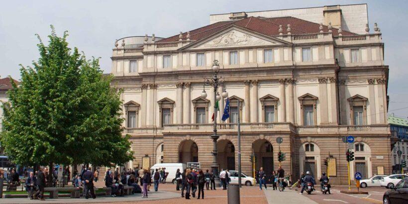 Обзорный тур по Милану + посещение музея театра Ла Скала (фото 1)