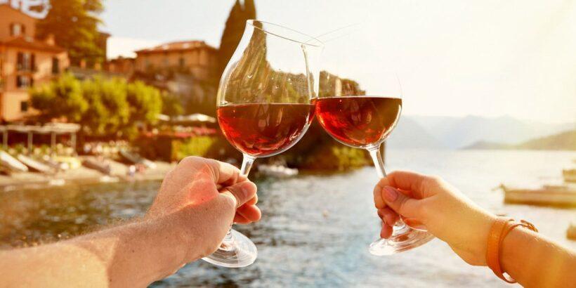 Дегустация вин на озере Гарда (фото 1)