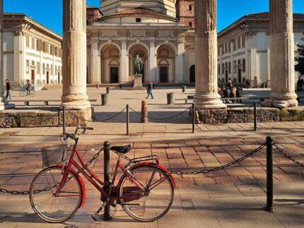 Обзорная экскурсия по Милану на велосипедах (фото 1)
