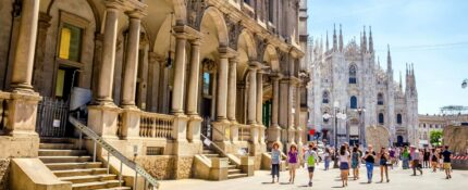 Индивидуальные обзорные экскурсии по Милану (превью)