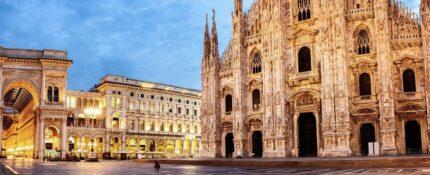 Групповые обзорные экскурсии по Милану (превью)