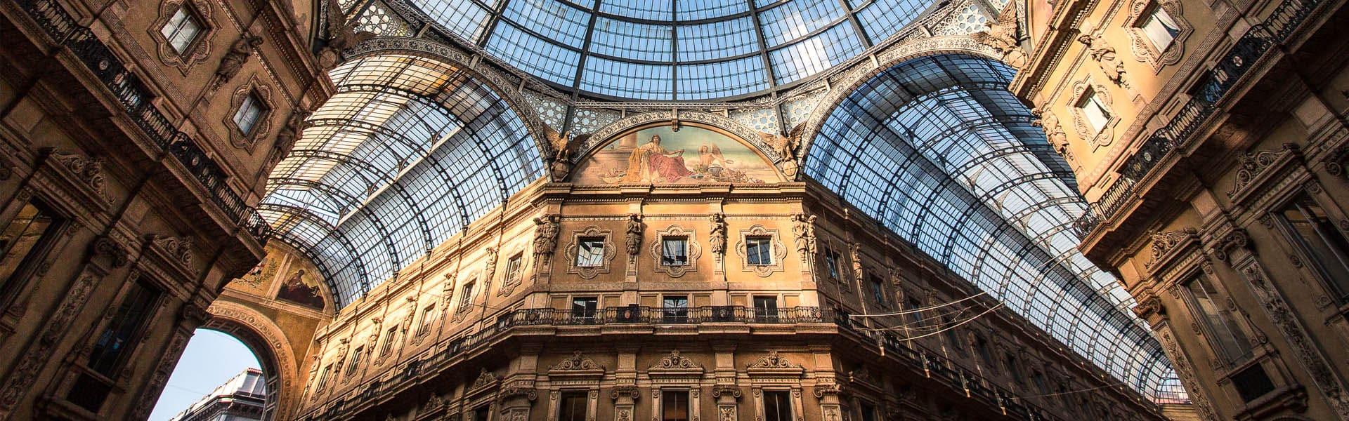 Тематические групповые экскурсии по Милану