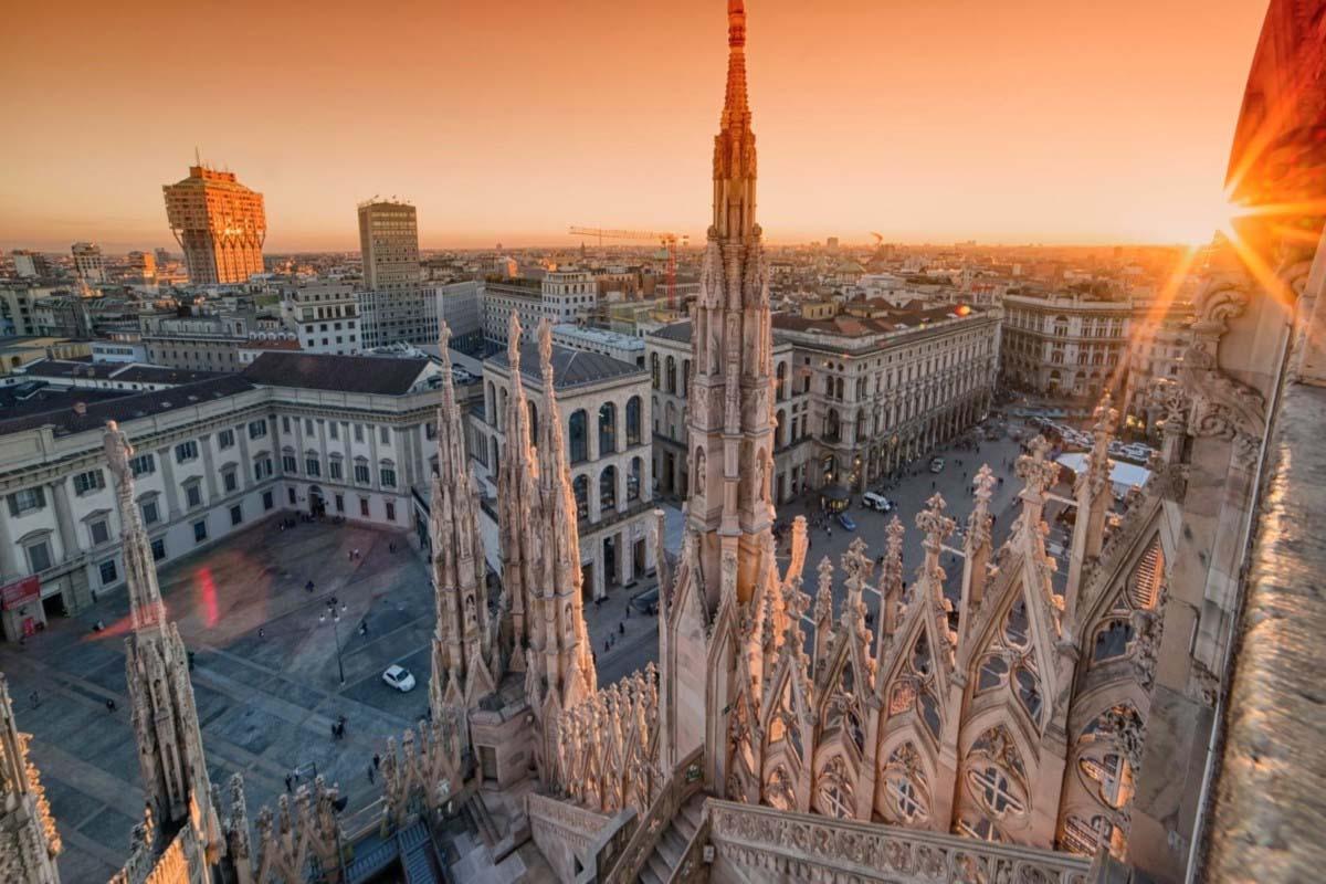 Туры в Милан с лицензированным гидом Натальей Бьянкесси