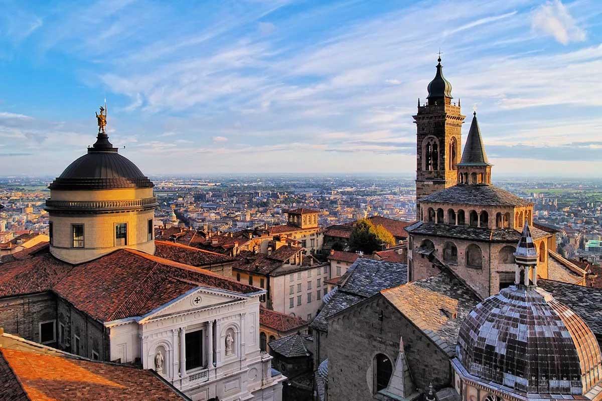 Экскурсии в Бергамо с лицензированным гидом Натальей Бьянкесси