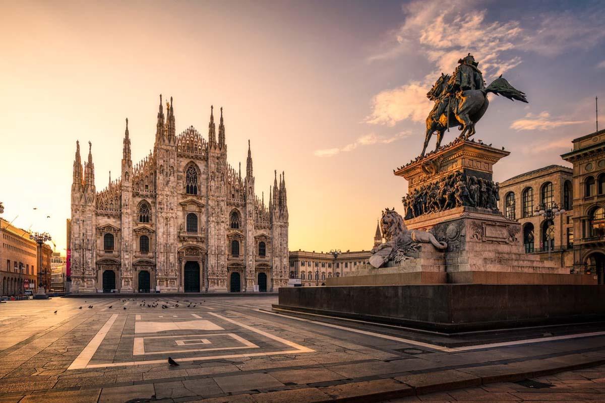 Экскурсии в Милане с лицензированным гидом Натальей Бьянкесси