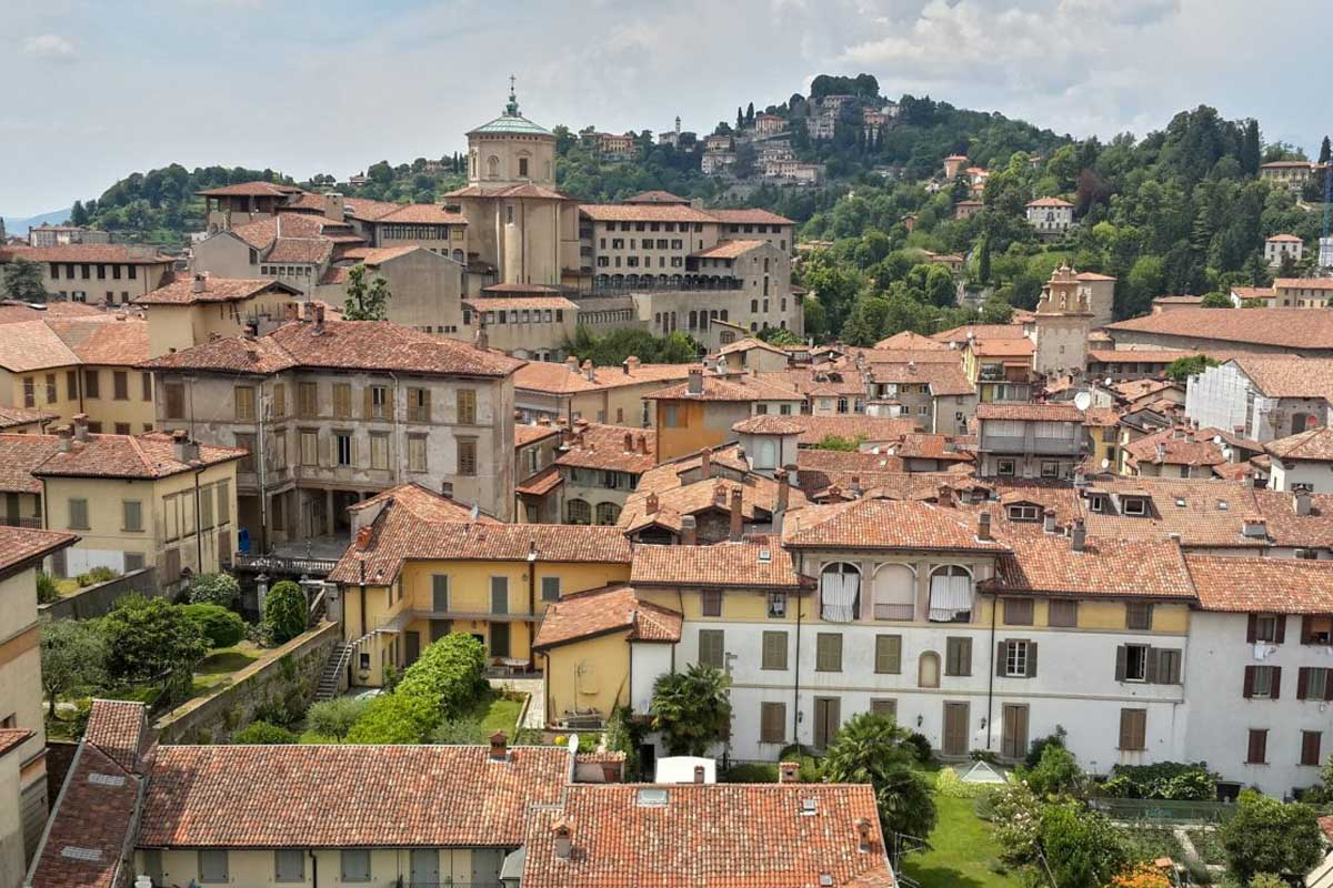 Туры в Бергамо с лицензированным гидом Натальей Бьянкесси
